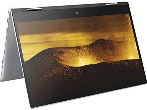 "HP Envy x360-15 Quad Core (8th Gen. Intel i7-8550U, 16GB DDR4, 1TB+128GB PCIe NVMe SSD, Intel UHD 620, IPS micro-edge, Bluetooth, Windows 10) Bang & Olufsen MS Ink 15.6"" Convertible 2-in-1 laptop"