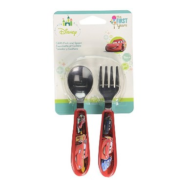 The First Years Disney Easy Grasp Flatware