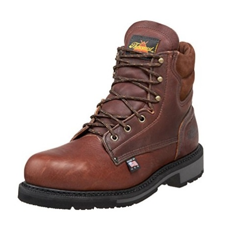 "Thorogood  Men's 6"" USA-Made Work Boots 814-4550"
