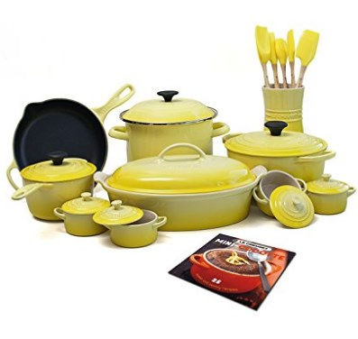 Le Creuset Ultimate 24-Piece Set