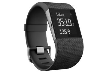 Fitbit Surge Waterproof GPS Watch with HR Monitor