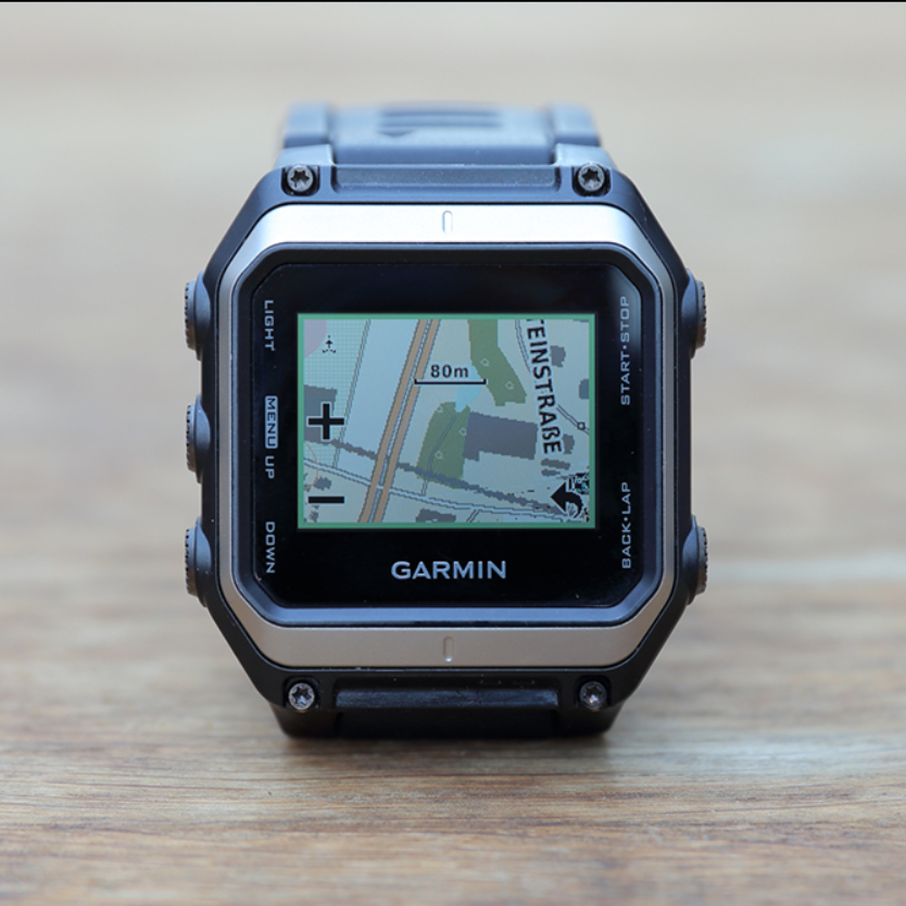 Garmin Epix GPS Map Watch with 8GB Internal Memory