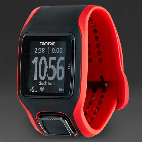 TomTom Multi-Sport Cardio Waterproof GPS Watch with HR Monitor