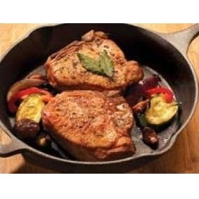T Fal E96405 Emeril Pre-Seasoned Cast-Iron Skillet Cookware