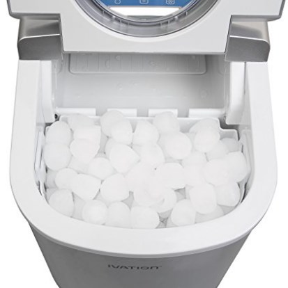 Ivation Portable High Capacity Icemaker