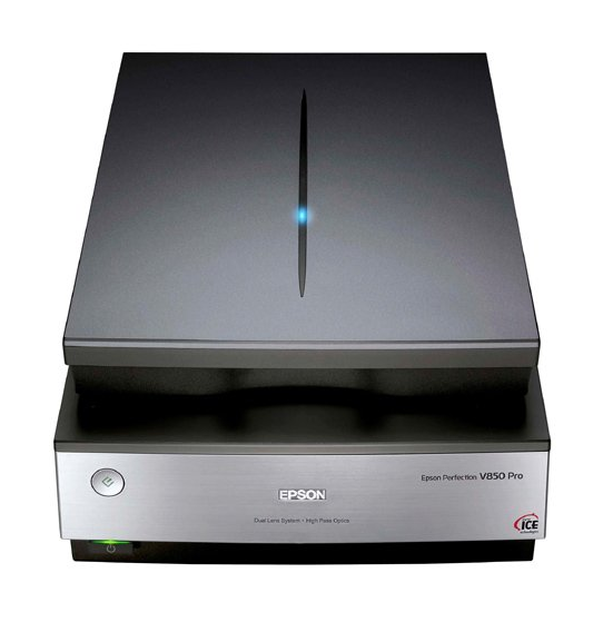 Epson Perfection Flatbed Photo Scanner