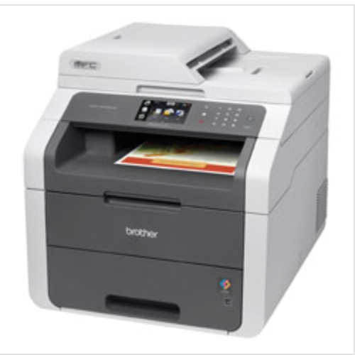 Brother Digital Color All In One Printer with Wireless Networking