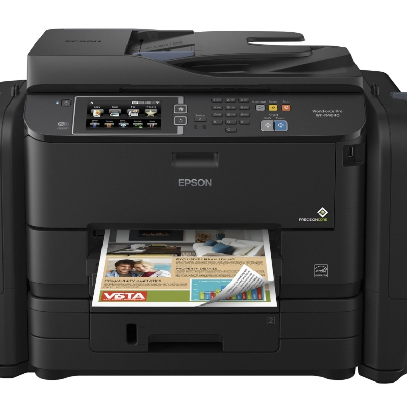 Epson WorkForce Pro EcoTank® All In One Printer