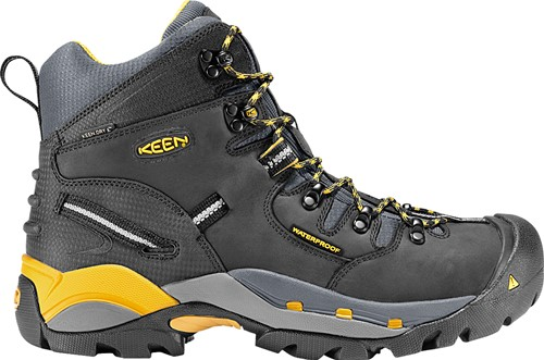 Keen Men's Pittsburgh Steel Toe Boots