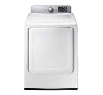 Samsung 7.4 cu. ft. Gas Dryer with a Moisture Sensor