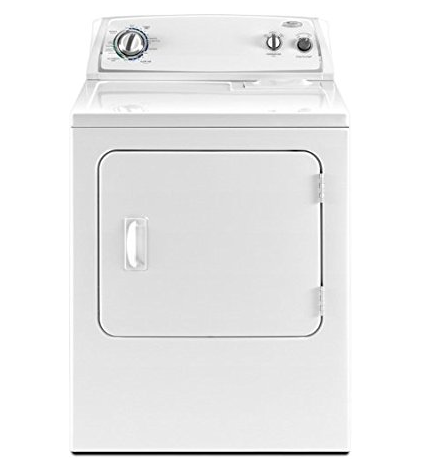 Whirlpool Traditional Gas Dryer with a Moisture Sensor