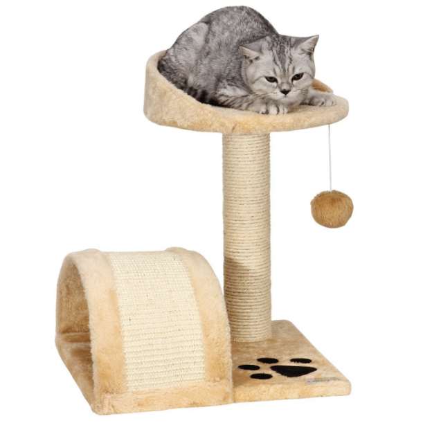 Ollieroo Small Cat Sisal Scratching Post
