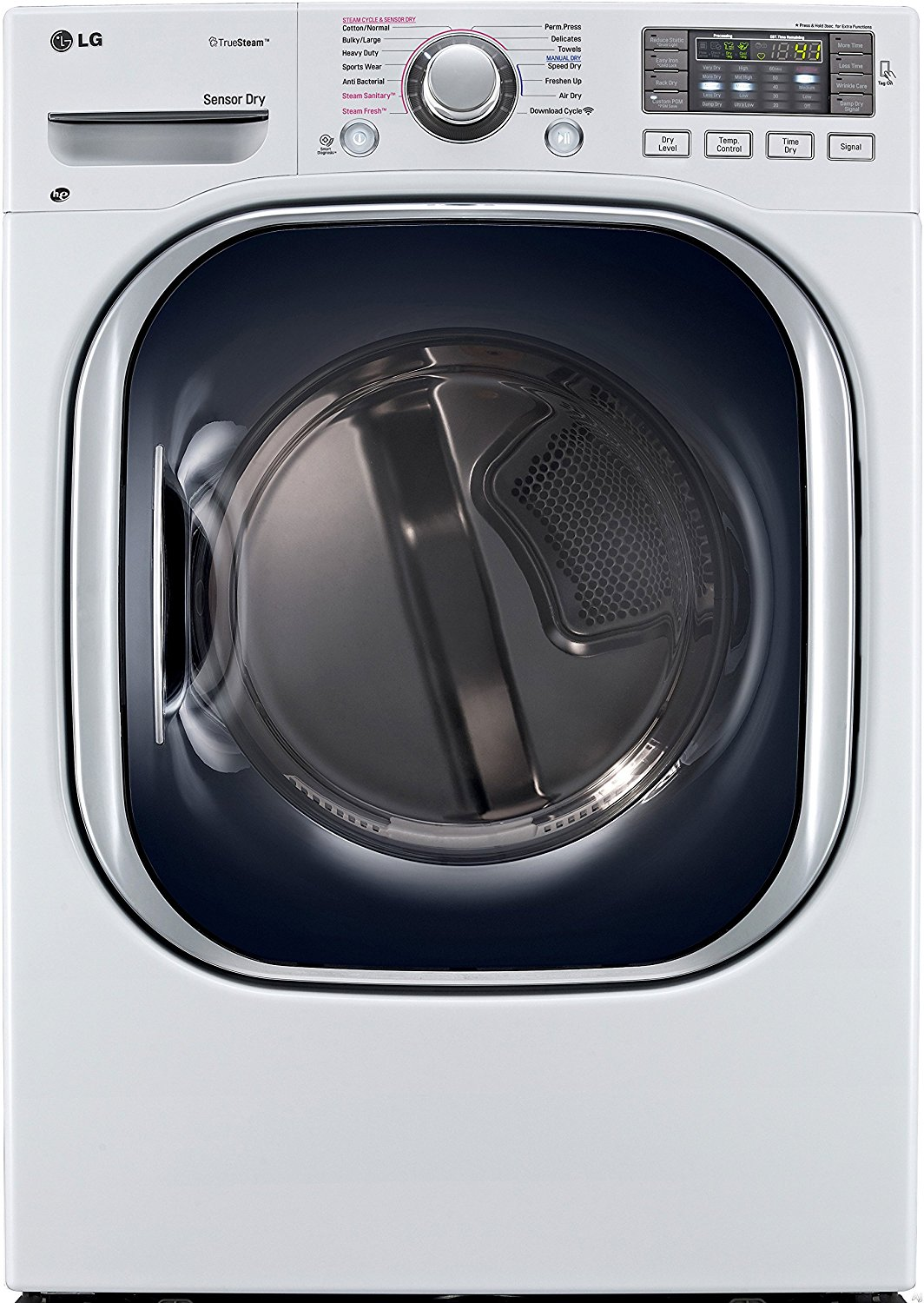 LG Electric Dryer with Steam Cycle