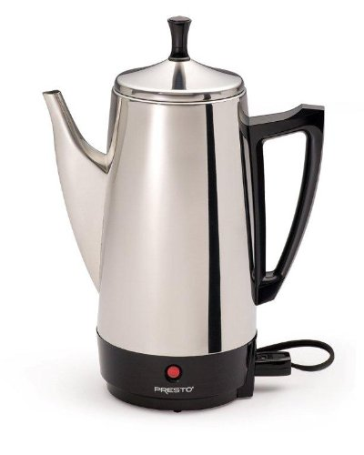 Presto 12-Cup Coffee Maker
