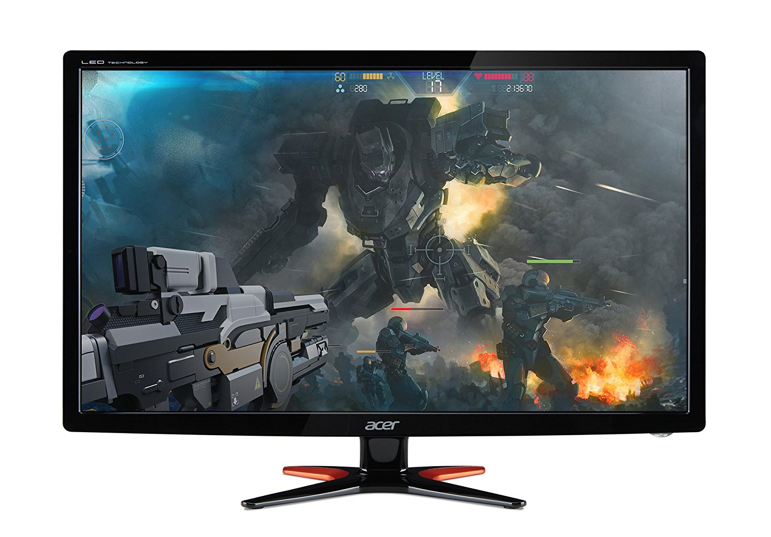 Acer 3D Gaming LED Computer Monitor
