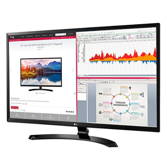 LG Full HD IPS LED HDMI Computer Monitor