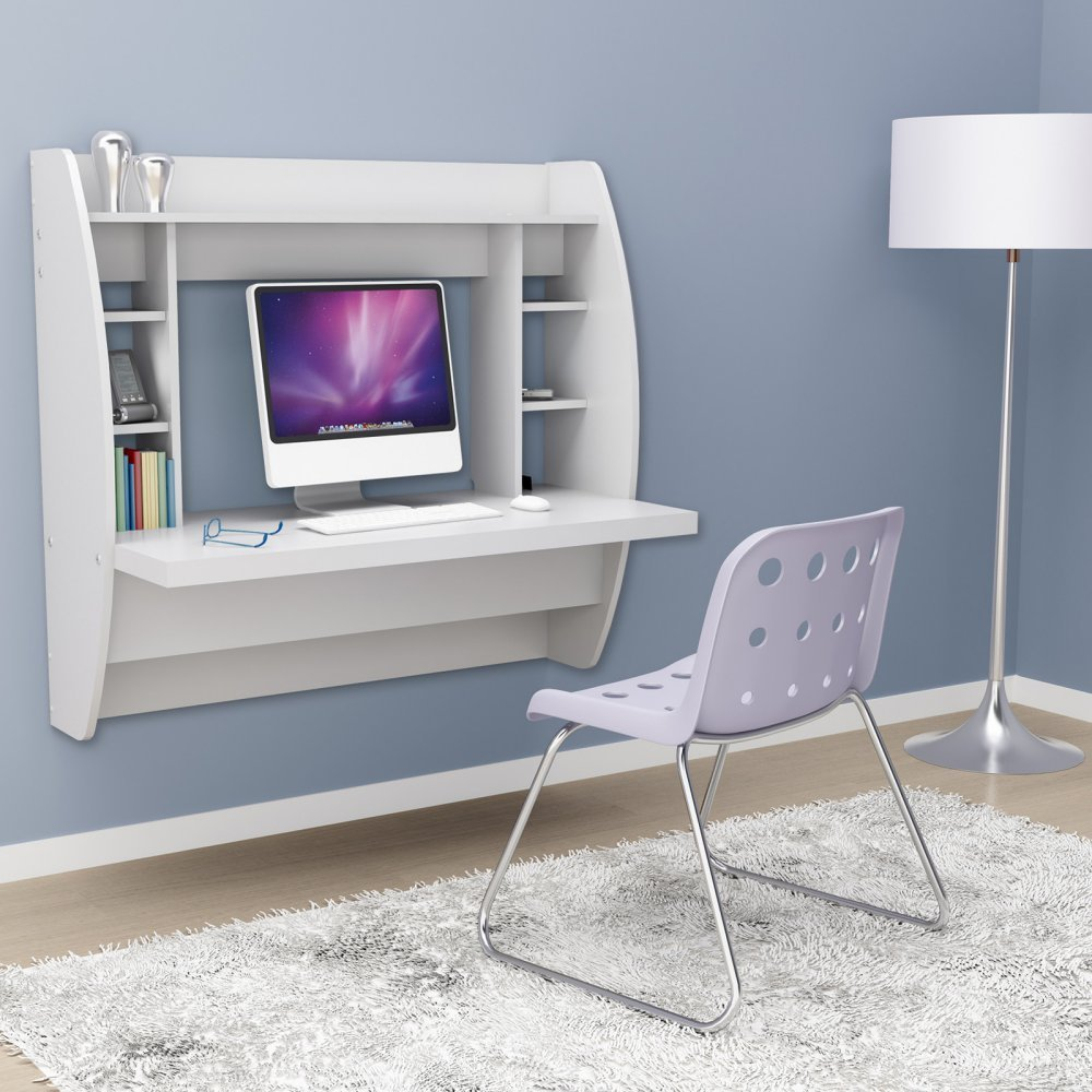 Prepac Floating  Computer Desk