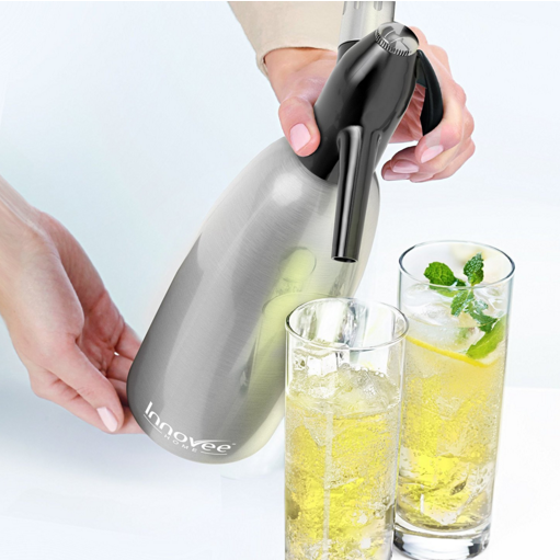 Innovee Professional Soda Siphon
