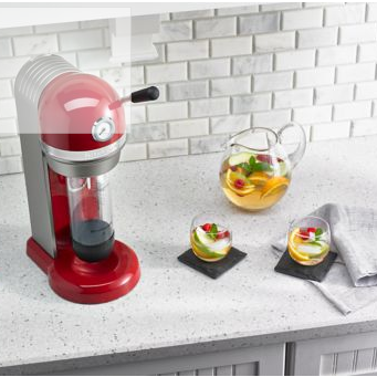 KitchenAid SodaStream Sparkling Beverage Maker