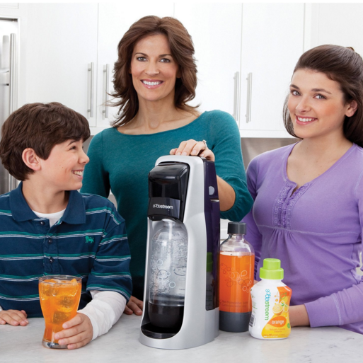 SodaStream Fountain Jet-Starter Kit