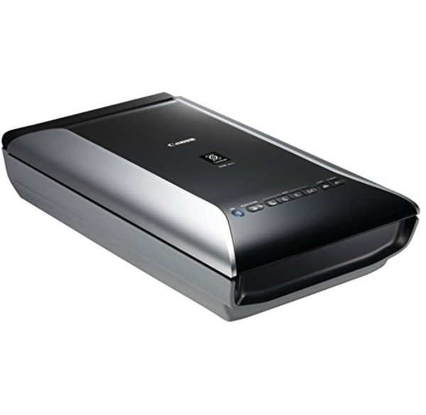 Canon CanoScan 9000F Mark II Photo, Film and Negative Flatbed Scanner