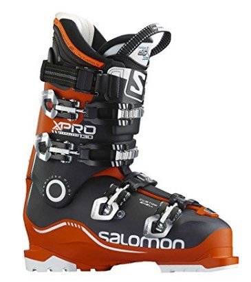 Salomon X-Pro 130 Ski Boots 2016- 24mm Pivot, Twinframe Technology, and World Cup Claw Strap