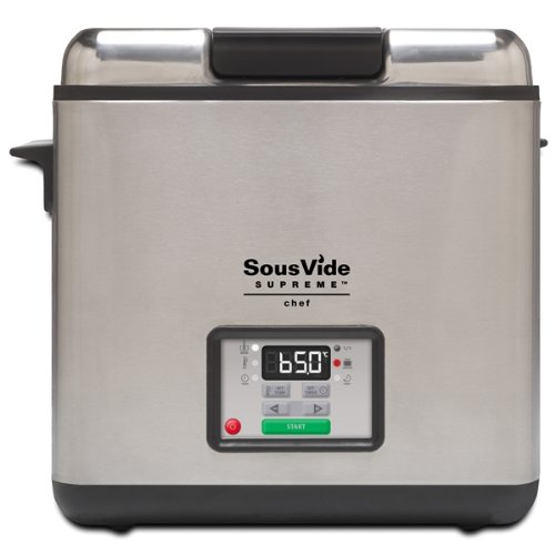 Sous Vide Supreme SSC-00100 Chef 11L Sous Vide Machine
