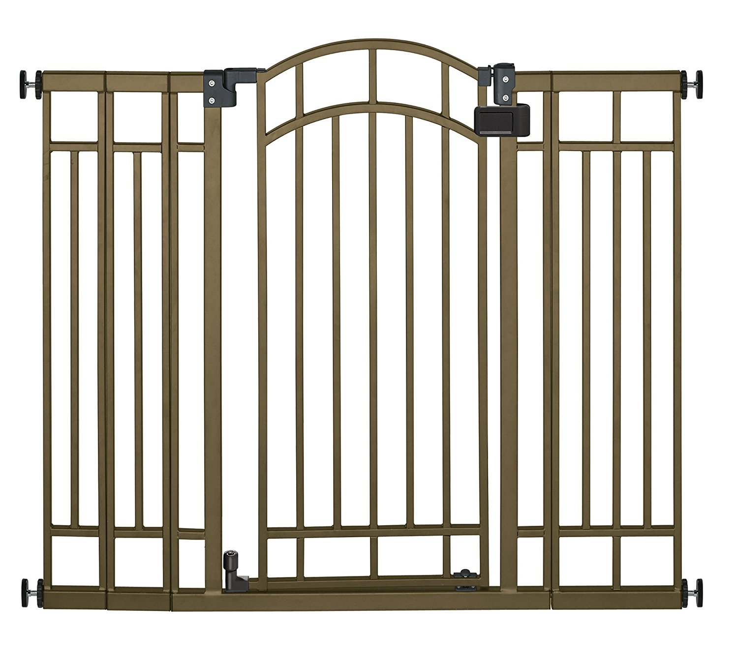 Summer Infant Multi-Use Deco Extra Tall Walk-Thru Gate – Available in 2 Styles