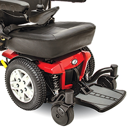Pride Mobility Jazzy 600 ES Power Wheelchair