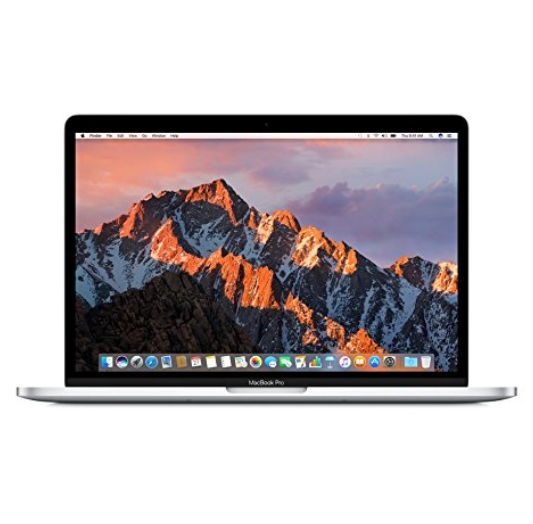 "Apple 13"" MacBook Pro with Retina Display, Touch Bar, 8 GB RAM, Intel Core i5 Dual Core Processor – Available in 4 Capacities"