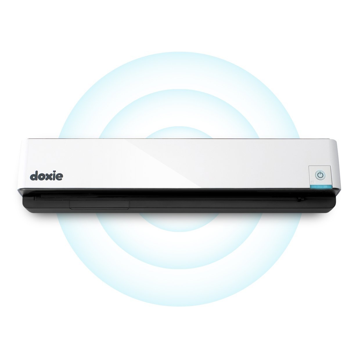 Doxie Go Wi-Fi Office Scanner with Rechargeable Battery and Software