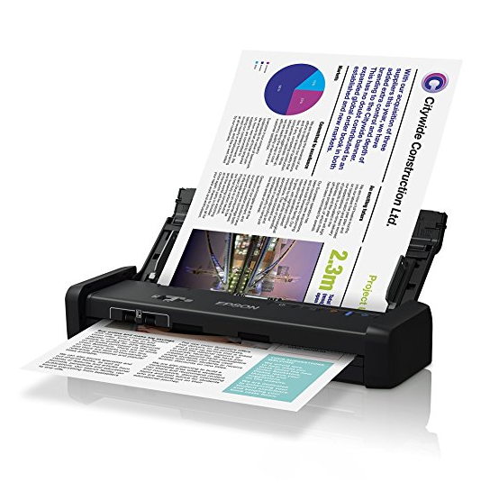 Epson Mobile Scanner with ADF