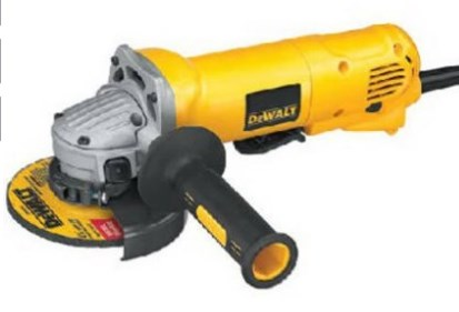 "Dewalt 4.5"" Small Angle Grinder Kit"