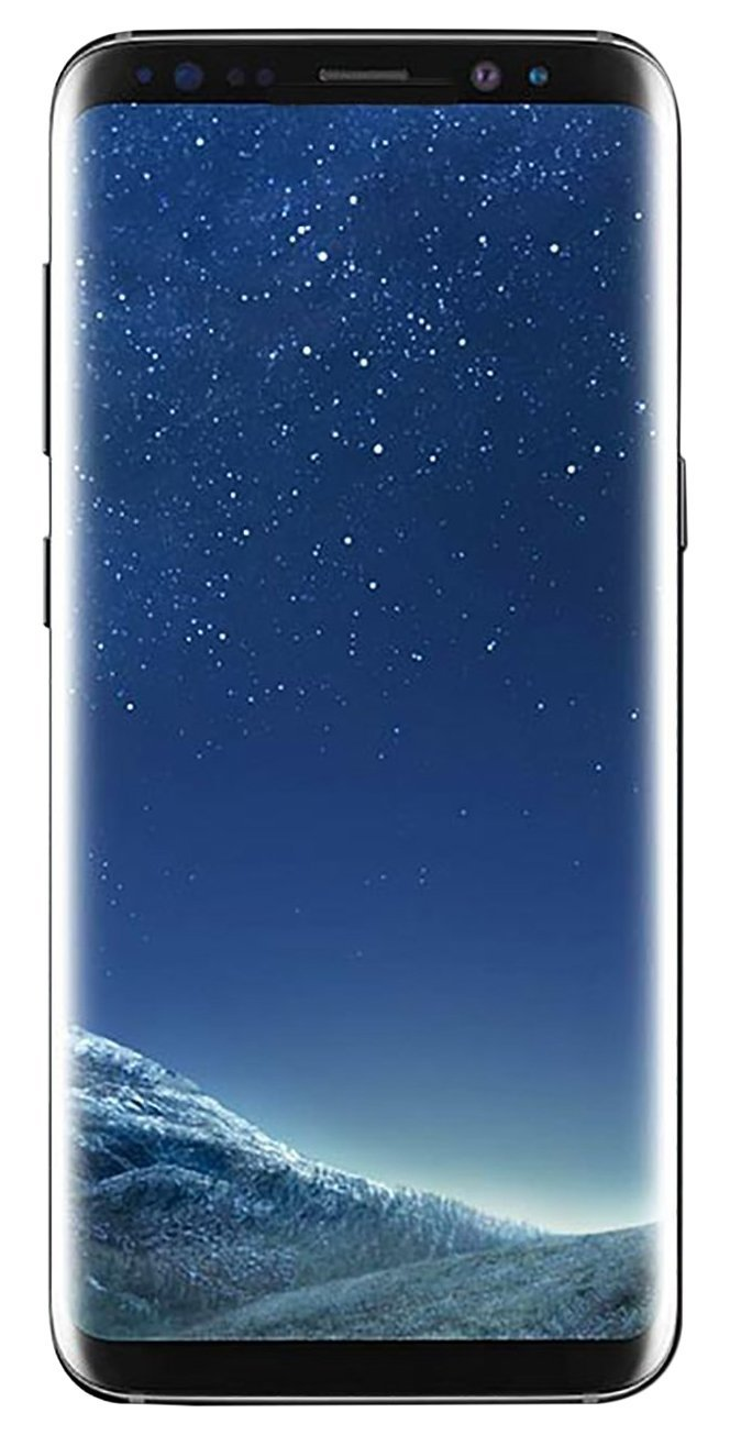 Samsung Galaxy S8+ 64 GB Unlocked Smartphone International Version – Available in 5 Colors