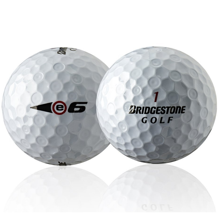 Bridgestone Golf 2015 e6 Golf Balls (12 Pack)