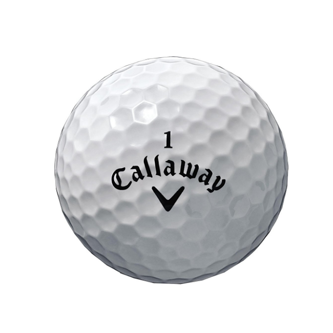 Callaway One Dozen Supersoft Golf Balls (One Dozen) - Available in 4 Color Options
