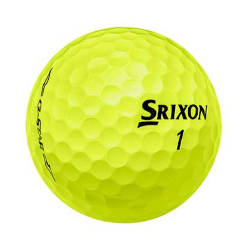 Srixon Men's Q-Star Golf Balls (12 Pack)