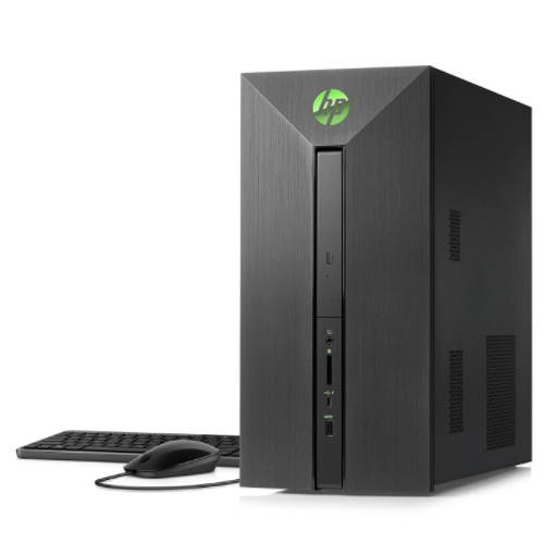 2018 HP Pavilion Power Desktop – Gaming VR Ready, up to 3.5 GHz with Intel Turbo Boost Technology