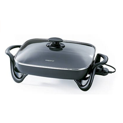 Presto 06852 Electric Skillet with Cover