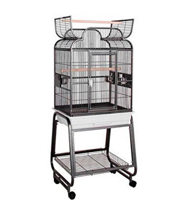 HQ Cages Scrolltop Bird Cage
