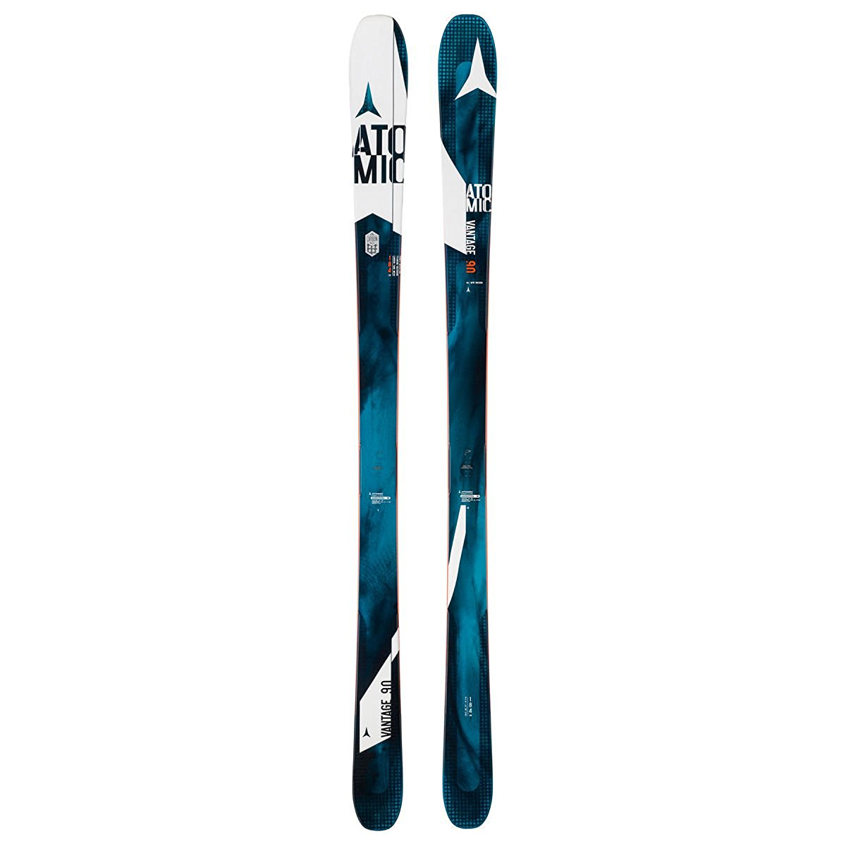 Atomic Vantage 90 CTI Men's Skis