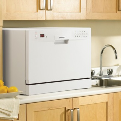Danby 6 Place Setting Portable Dishwasher