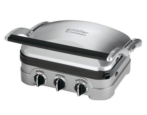 Cuisinart® 5-in-1 Griddler® Grill