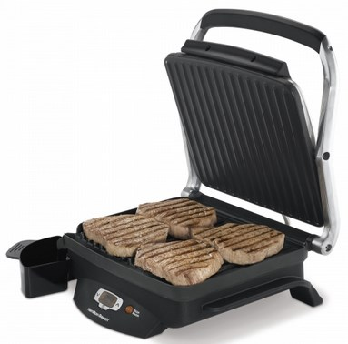 Hamilton Beach Steak Lover's™ Indoor Grill