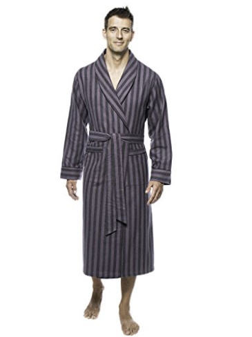 Noble Mount Flannel Robe