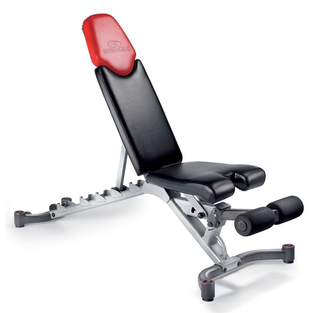Bowflex SelectTech 5.1 Series Adjustable Bench