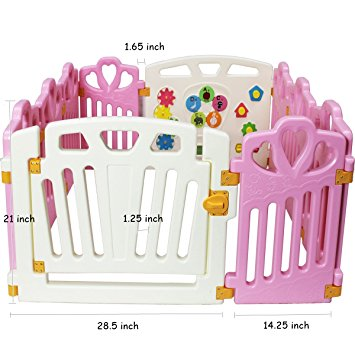 Kiddygem Puzzle And Beep Playpen