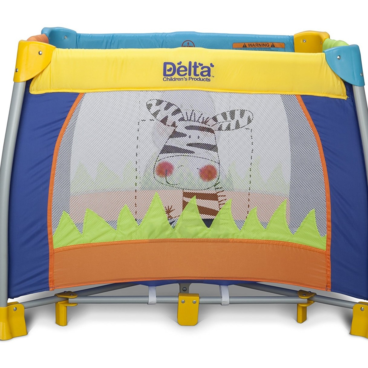 Delta Children Fun Time 36 x 36 Playard