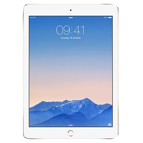 Apple 10-Inch iPad Air 2 – Available in 4 Memory Sizes & 3 Colors