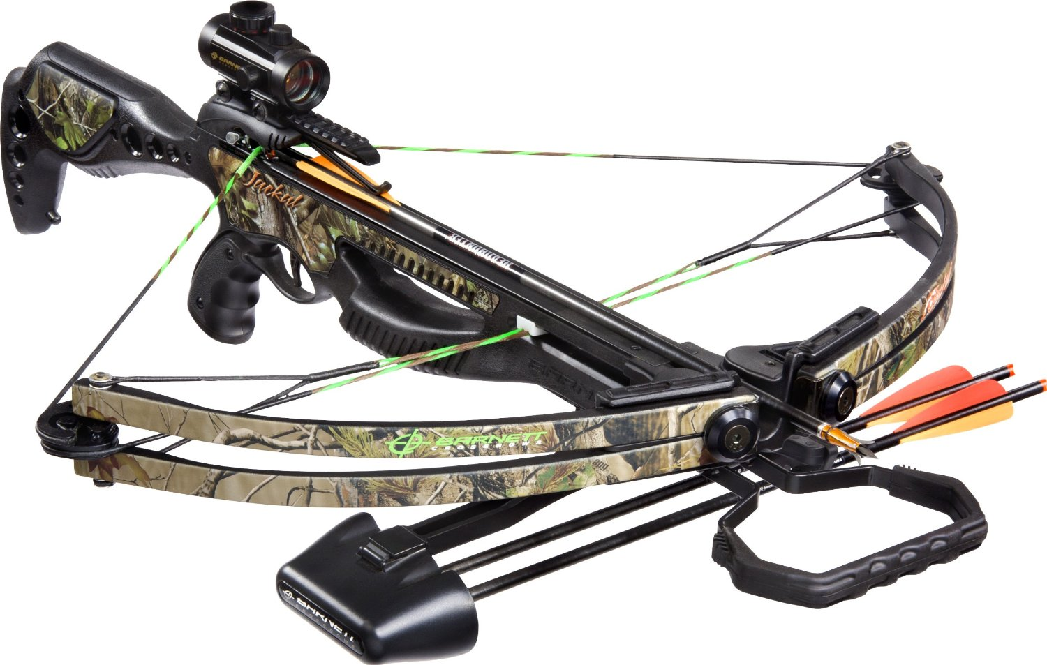 Barnett Crossbows Jackal Crossbow Package